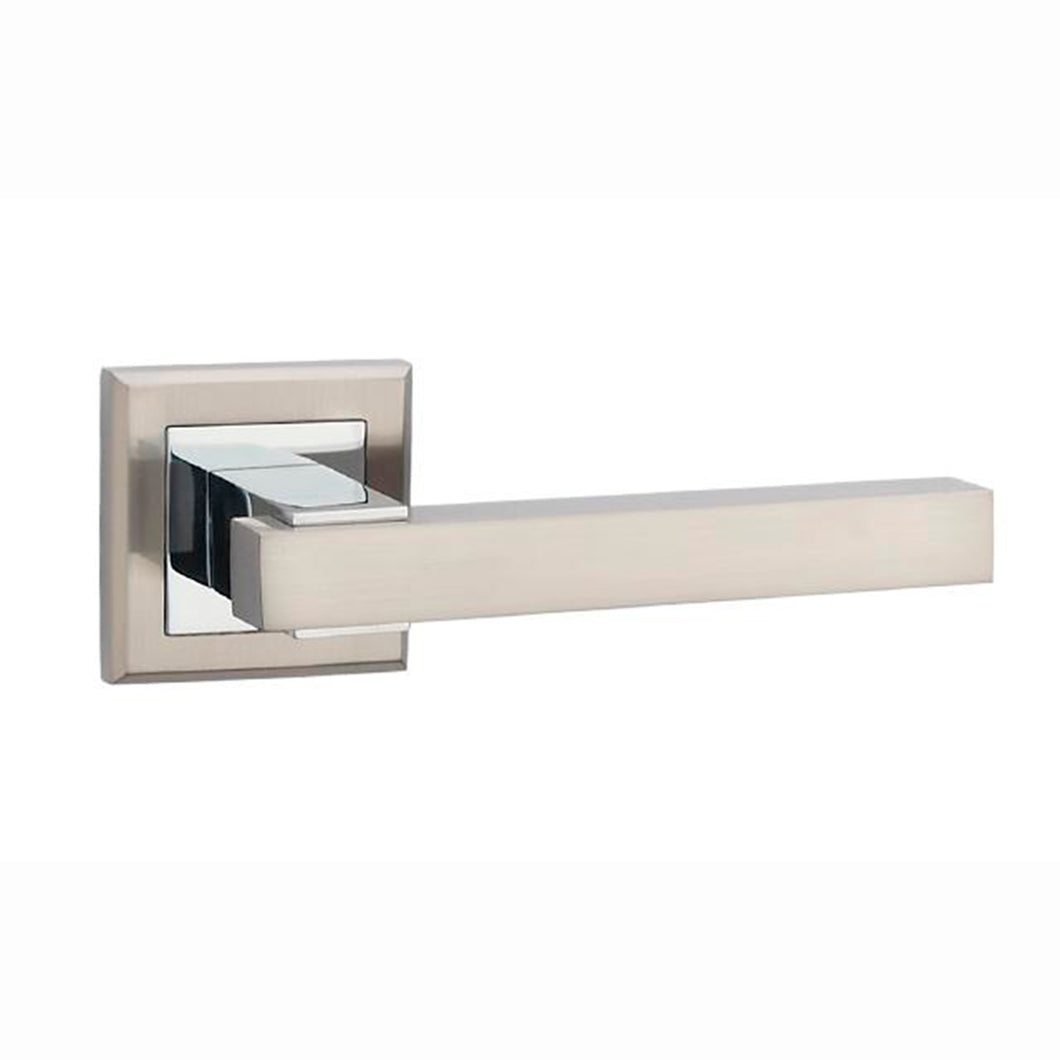 Quadra - Italian Door Handle for Magnetic Lock