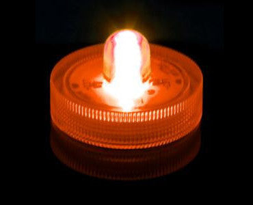 Waterproof Witchs Fire (Orange) LED Coloured Lights