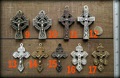 Celtic Crucifixes 2017
