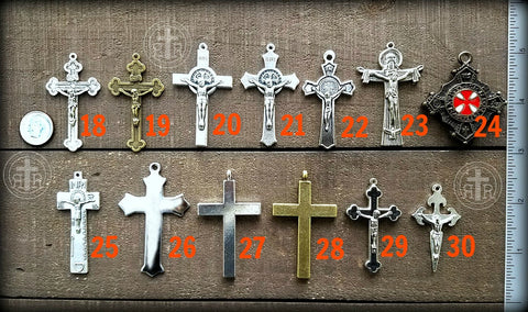 2017 Smaller Crucifixes