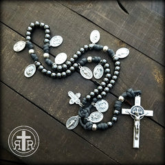 Saint Medals for 2018 Rugged Rosaries®