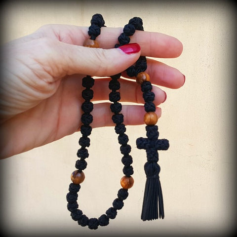 Knotted Rosary of Charity