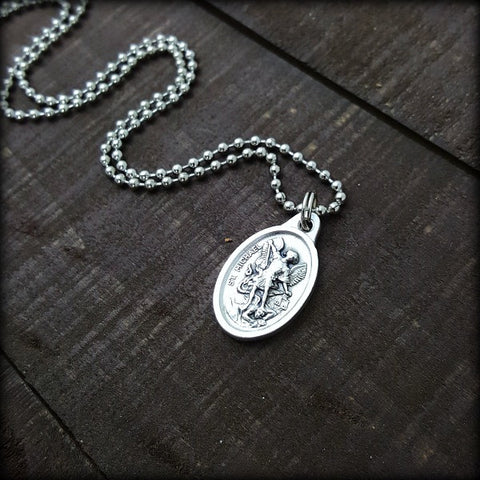 Catholic Saint Medal Pendants