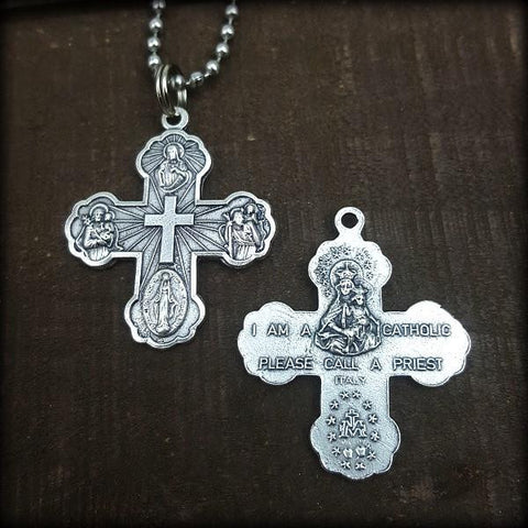 Special Edition 4 Way Cross Necklace