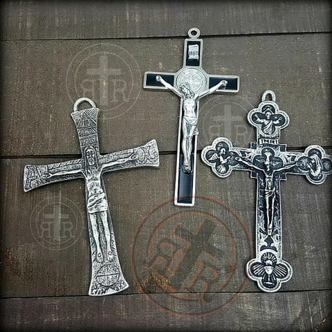 z- Custom - Pectoral Crucifixes