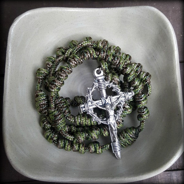 z- Combat Knotted Rosaries for Cpt J