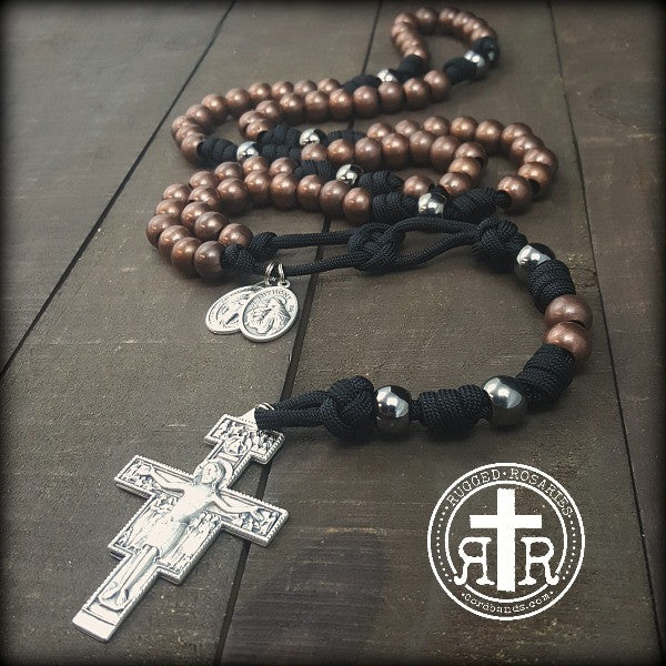z- Franciscan Crown Rosary for Jay C.