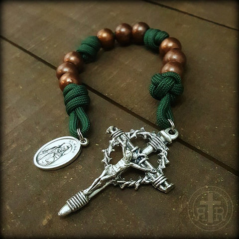St. Jude Paracord Chaplet