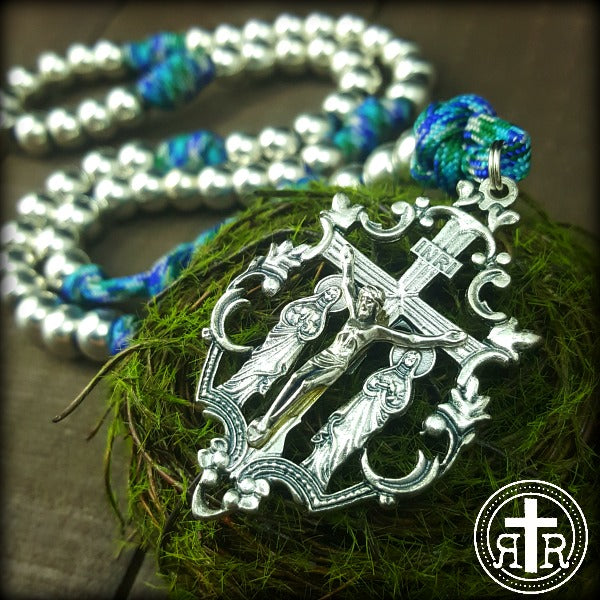 y- Custom Traditional 5 Decade Rosaries - Gallery 1