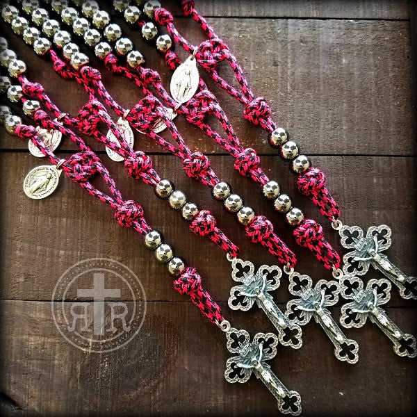 z- Custom Rugged Rosaries for Greg P.