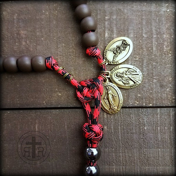 z- One of a Kind Rosary for David H