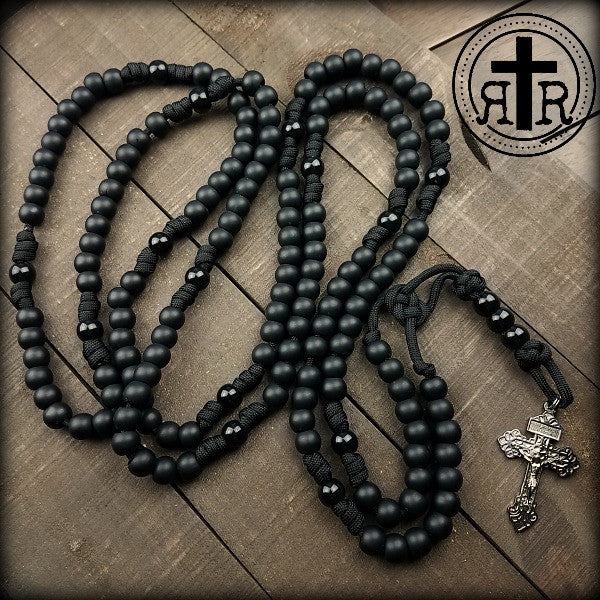 z- Custom 15 Decade Rosary for Jason B