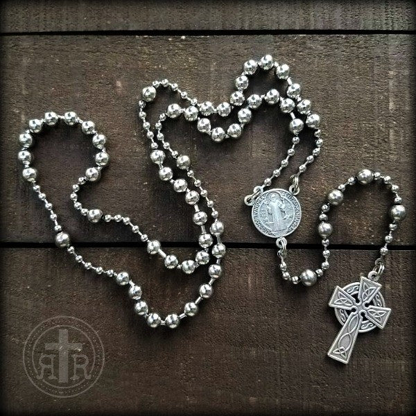 rosary for beads rosaries z b custom rugged battle combat wwi aaron catholic products