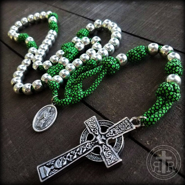z- Custom Irish Rosary for Jay M