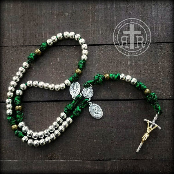 z- 5 Custom Rosaries for Fernando A