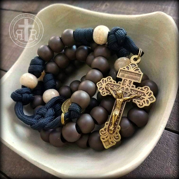 z- Custom One-of-a-Kind Rosary for Michael F