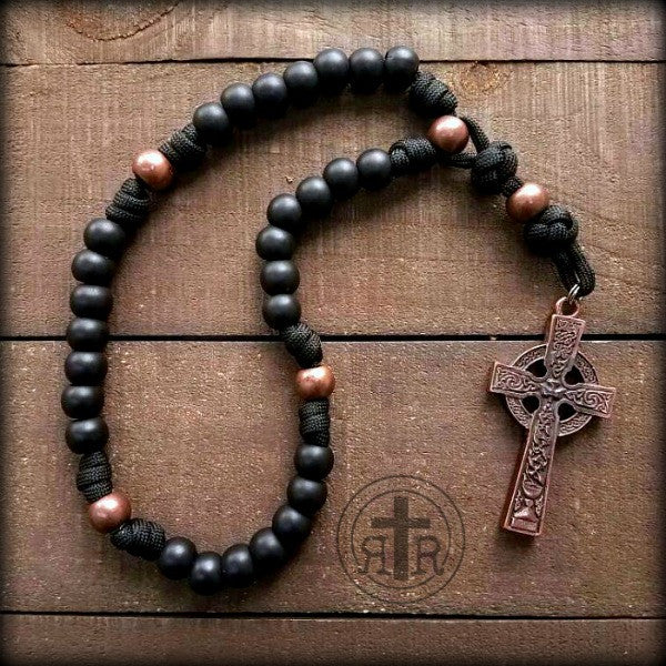 Irish Anglican Rosary, ANGLICAN Prayer Beads