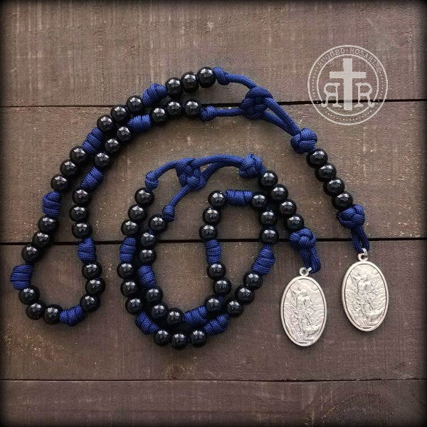z- Custom St. Michael Chaplets for Jesus G