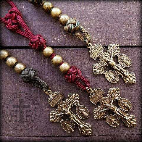 Triple Threat Rosary™ - BRONZE
