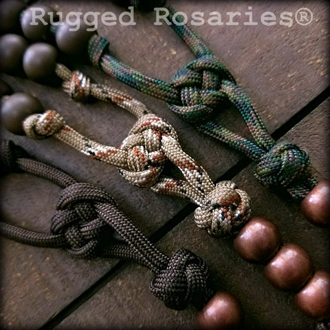 Paracord Rosaries since 2012