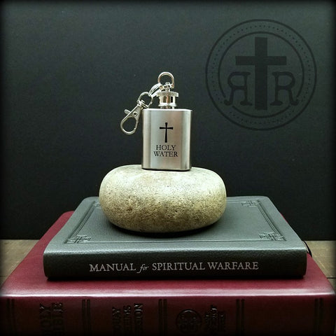 Holy Water Flask