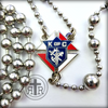 x- WWI Battle Beads® - Knights of Columbus Design