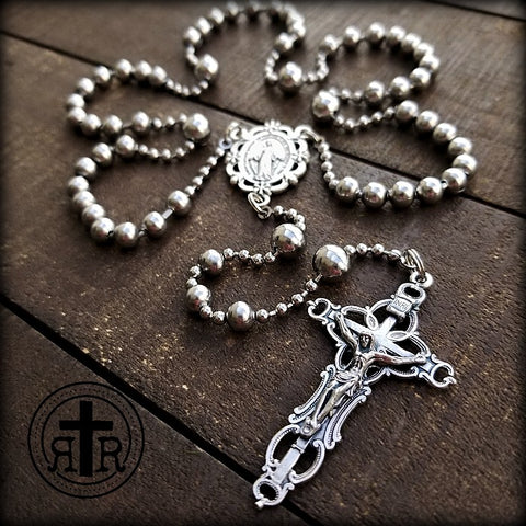 Pull Chain Rosary