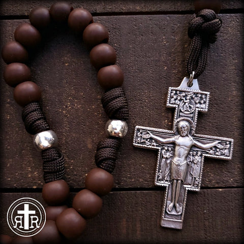 Seven Joys Franciscan Crown Rosary
