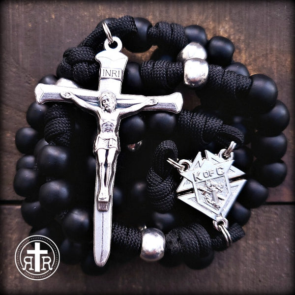 Knights of Columbus Rugged Rosary