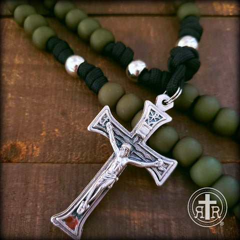 Forest Silence and Solitude Rosary