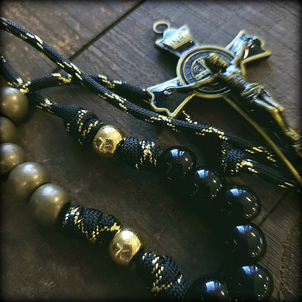 z - Custom Rosary for Dora L.