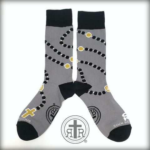 Rugged Socks - ROSARY
