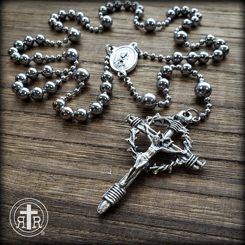 WWI Battle Beads® - Seven Sorrows Rosary