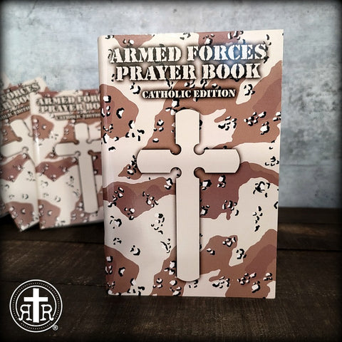 Armed Forces Prayer Book - Catholic Edition