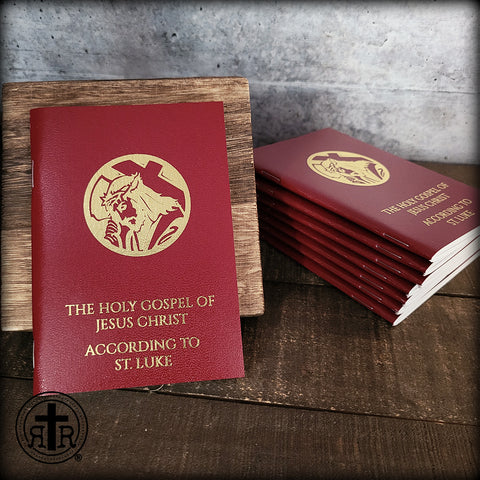 The Holy Gospel of Jesus Christ - According to St. Luke -