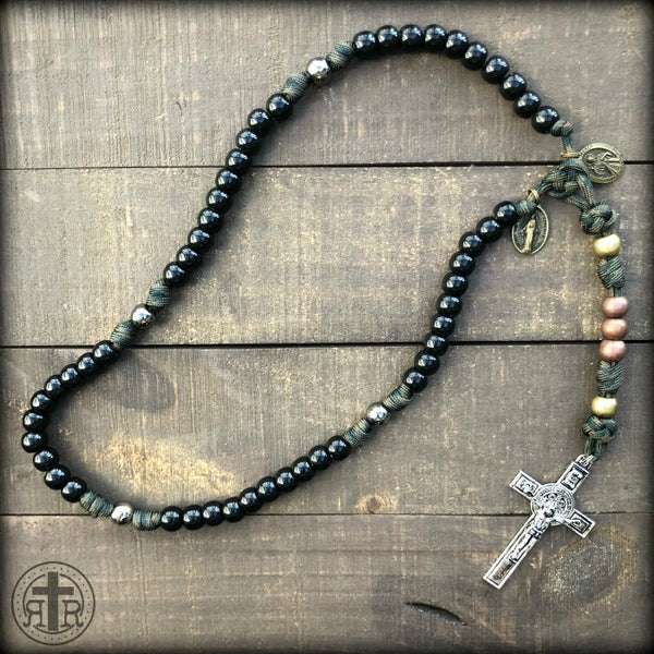 Z - Custom Rosary for Alvaro I.