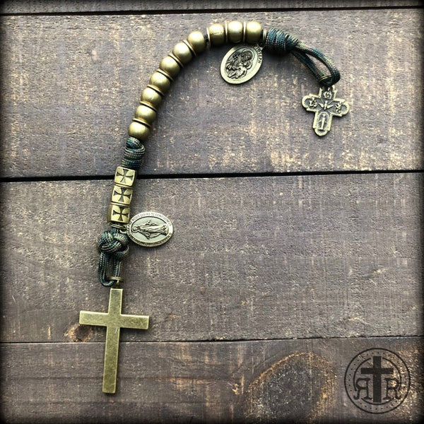 z - Custom Pocket Rosaries for Andy V