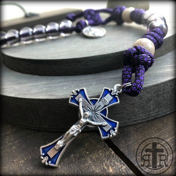z - Custom Rosary for Anne P