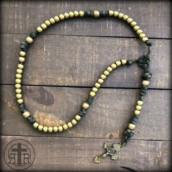 z -Custom Rosary for Brian H.