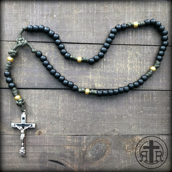 Z -Custom Rosary for Carly B.