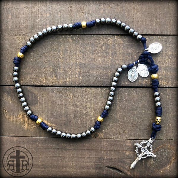 z - Custom Rosary for Christian G.