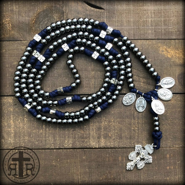 z - Custom Rosaries for Christina C.