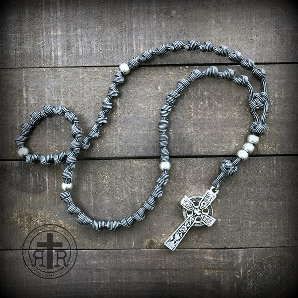 z - Custom Knotted Rosaries for Evan M.