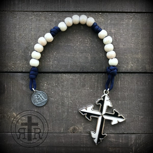 z - Custom Chaplet for Alex S.