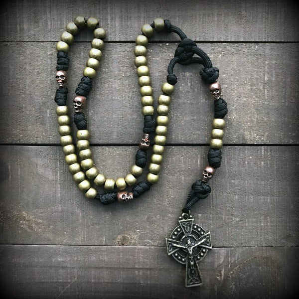 z -Custom Rosary for Catherine K.