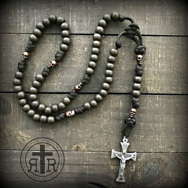 z - Custom Skull Rosary for Oscar V.