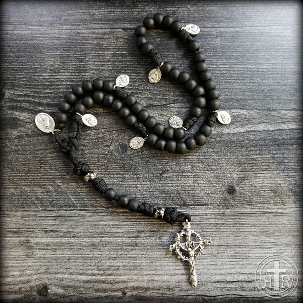 z - Custom Rosaries for David J.