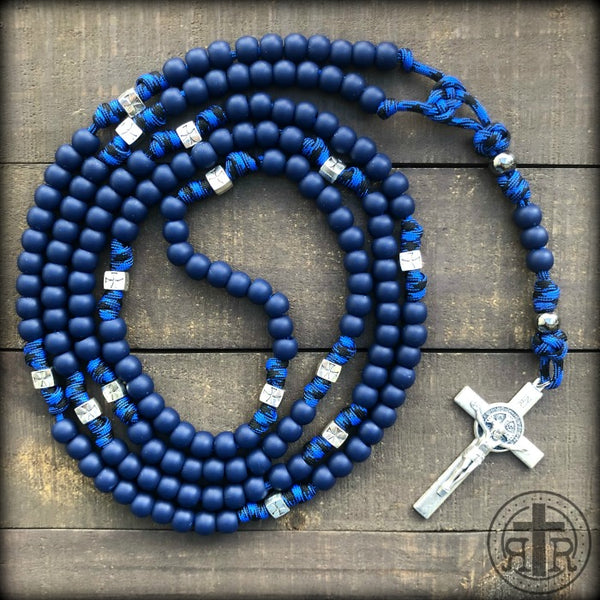 z - Custom 15 Decade Rosary for Don W.