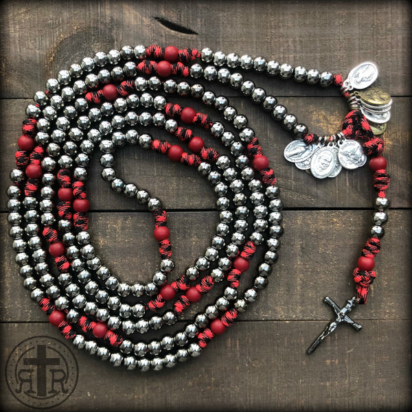 z - Custom Rosary for Dwight H.