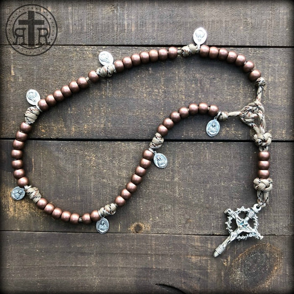 z - Custom 7 Sorrows Rosary for Eugen K